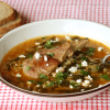 Village-style Spinach Stew (Mandza so Spanjak)