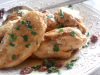 French Lemon Chicken with Rum & Raisins (Poulet au Citron)