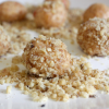 Apple & Walnut Yum Balls (Bombici so Jabolka)