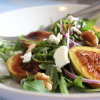 Health kick equals Fig & Goats Cheese Salad time!