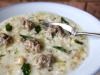 Persian Yoghurt Soup (Ashe Mast)