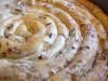 Handmade Pastry with Leek and Feta (Tegnato Maznik so Pras i Sirenje)