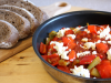 Easy Chilli and Tomato Spread (Przeni Piperki i Domati)