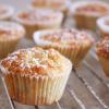 Delightful Apple and Walnut Cupcakes