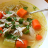 Mum's Chicken Noodle Soup