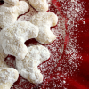 Christmas Cheer Almond Shortbread