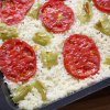 New Year's Baked Rice (Pechen Oris so Domati i Piperki)