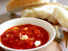 Fried Tomatoes with Feta (Przeni Domati so Sirenje)