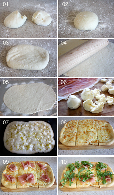 how to make pizza guyanese style